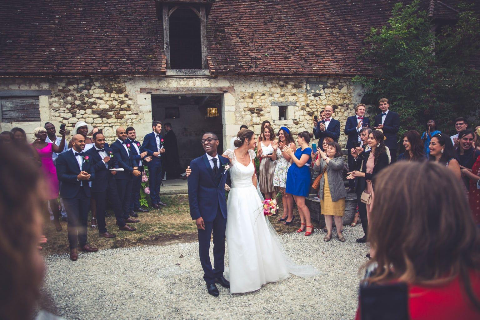 Photographe de mariage professionnelle à Tours et en France Camille Dubois photographie